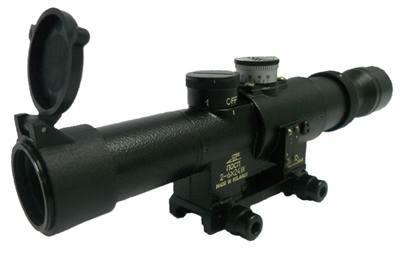 Оптический прицел ПОСП 2-6x24W (вивер)