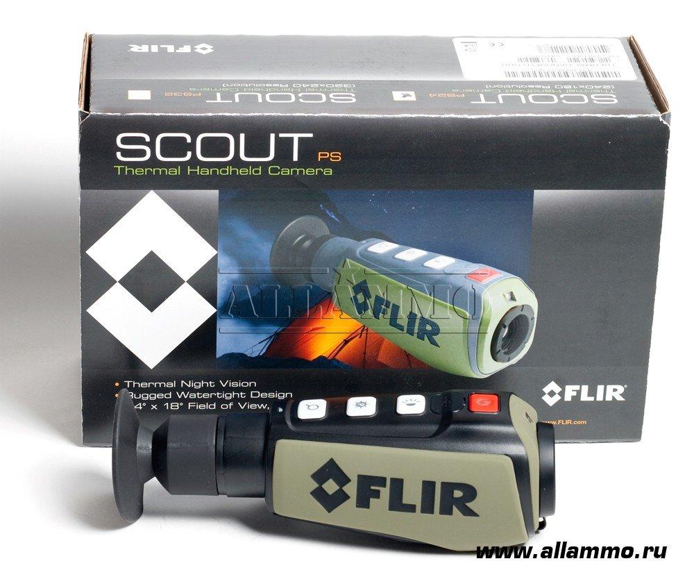 коробка тепловизора FLIR PS-24