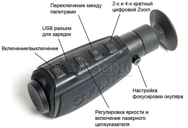 тепловизор Flir PS-24