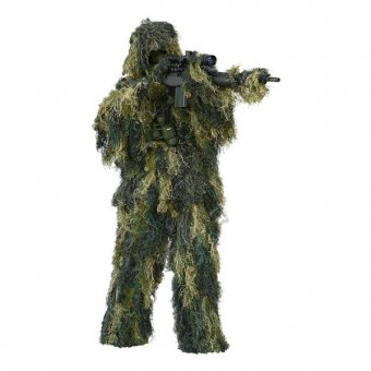 Костюм Helikon Ghillie digital woodland (Польша)