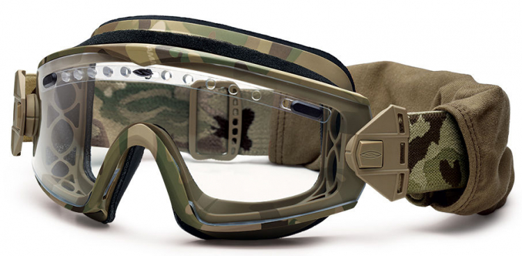 Тактические очки Smith Optics Lopro Regulator (Multicam)