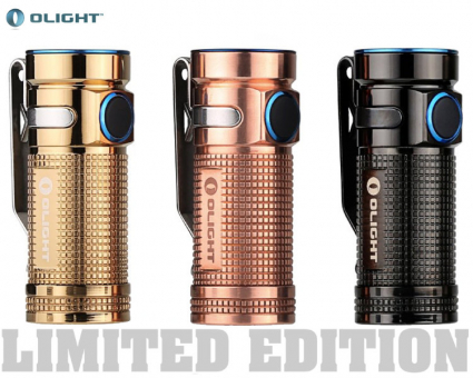 Фонарь Olight S Mini CU